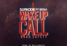 Sarkodie Wake Up Call (Road Safety) Artwork