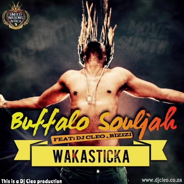 Buffalo Souljah Wakasticka Artwork