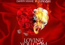 Dammy Krane Loving You .com Artwork