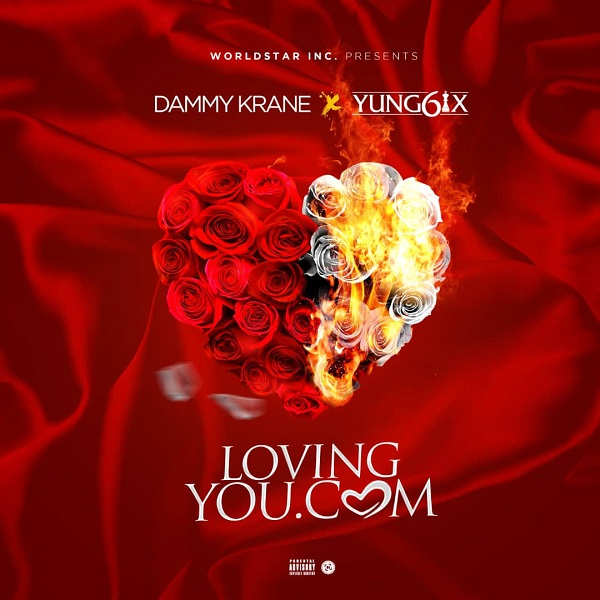 Dammy Krane Loving You .com Artwork