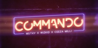 MUT4Y Commando Artwork