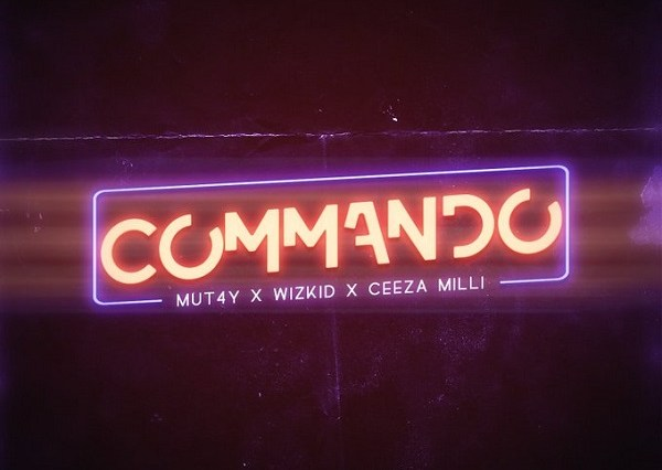 MUT4Y Commando Artwork