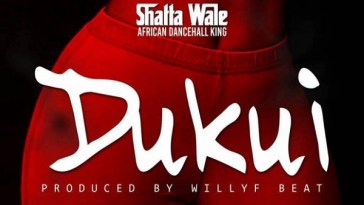 Shatta Wale Dukui Artwork
