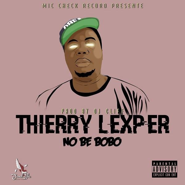 Thierry Lexper No Be Bobo Artwork