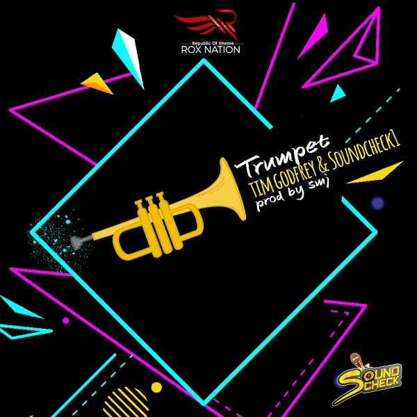 Tim Godfrey Trumpet Artwork