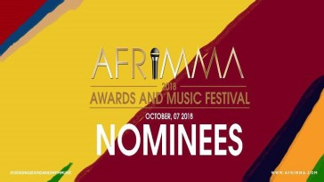 Afrimma Awards 2018 Nominees