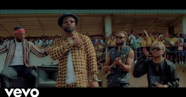 Harrysong Selense II Video