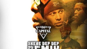 DJ Capital Skebe Dep Dep (Remix) Artwork