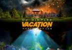 DJ Dimplez Vacation Artwork