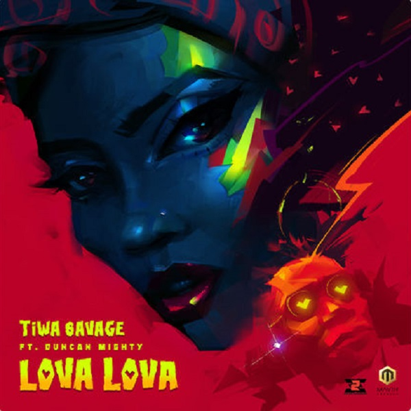 Tiwa Savage Lova Lova