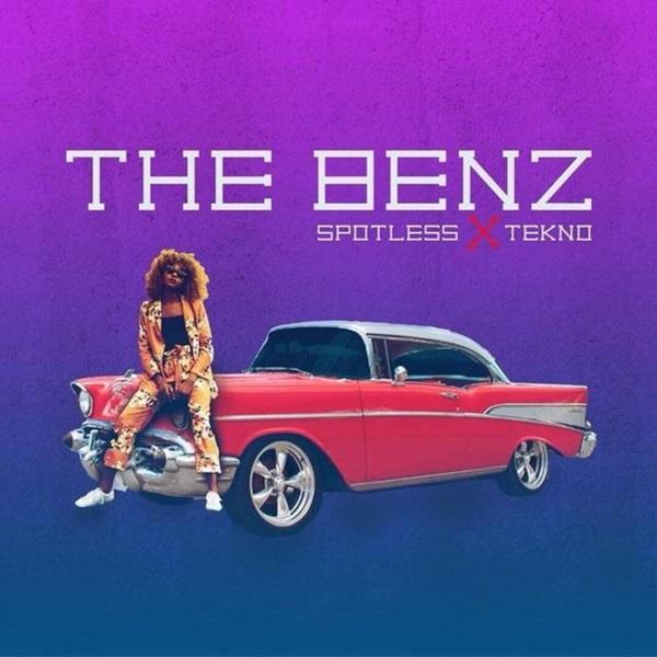 Spotless The Benz Artwork
