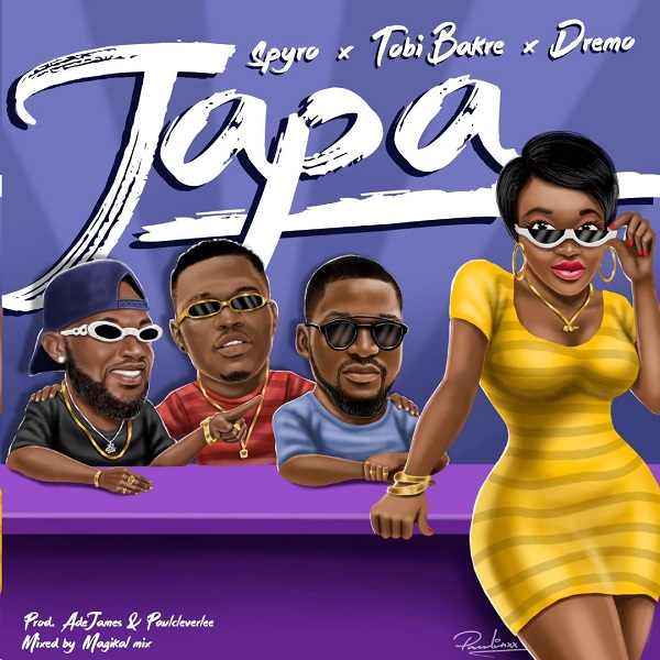 Spyro ft. Tobi Bakre, Dremo