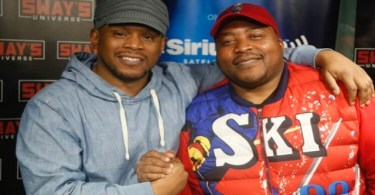 Stogie T Sway In The Morning (Freestyle)
