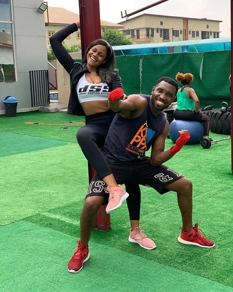 Timi Dakolo and Busola Dakolo