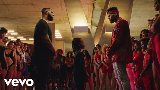 Chris Brown No Guidance Video