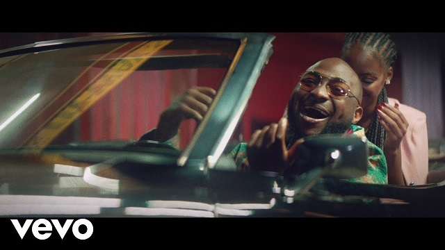 Davido Blow My Mind Video Download Mp4