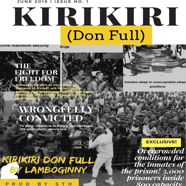 Lamboginny KiriKiri Don Full