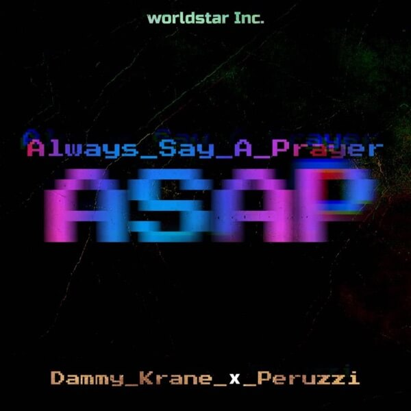 Dammy Krane Always Say A Prayer