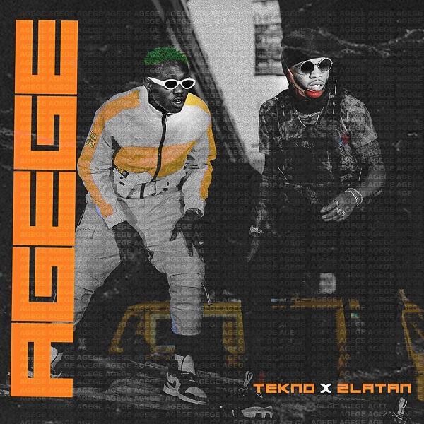 Tekno – Agege Ft. Zlatan [ Music ]