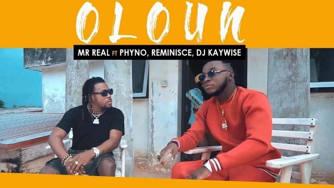 Mr Real Oloun video