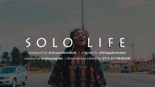 Eva Alordiah Solo Life Video