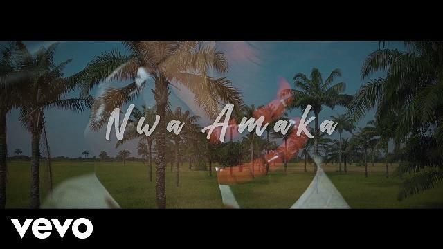 KezyKlef Nwa Amaka video