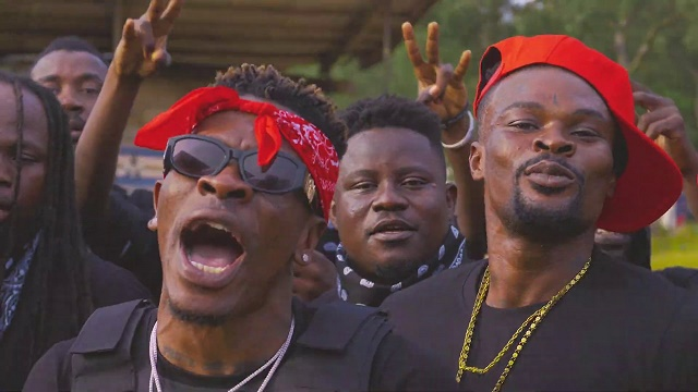 Shatta Wale The Prophecy video