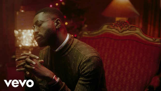 Ric Hassani All I Want For Christmas Is You