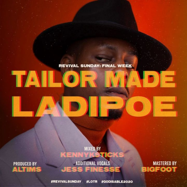 LadiPoe – Tailor Made (Prod. By Altims)