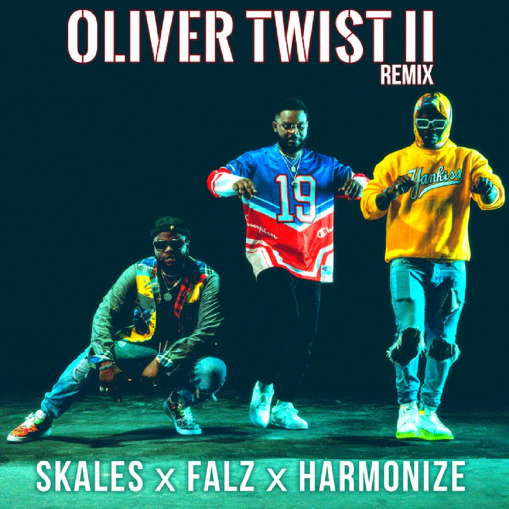 Skales Oliver Twist (Remix)