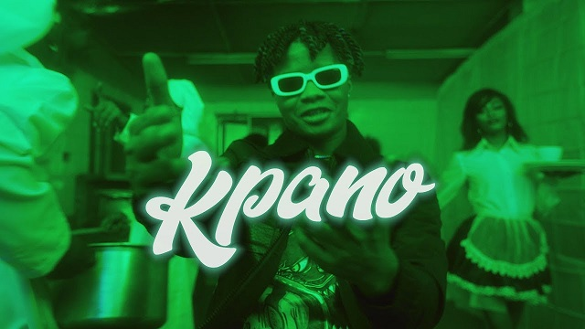 Crayon Kpano Video
