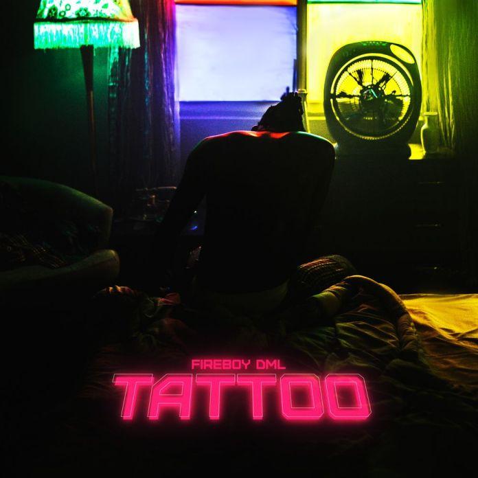 Fireboy DML Tattoo