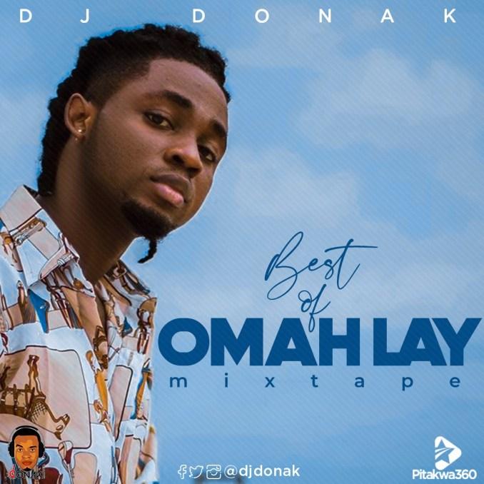 DJ Donak Best of Omah Lay Mix