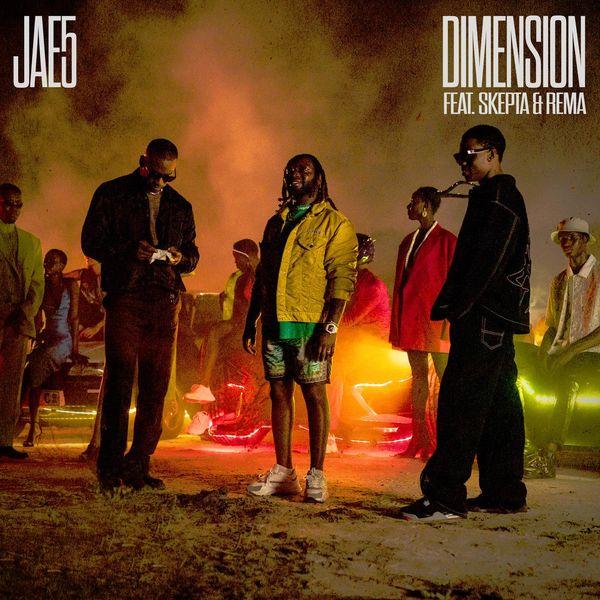JAE5 Dimension