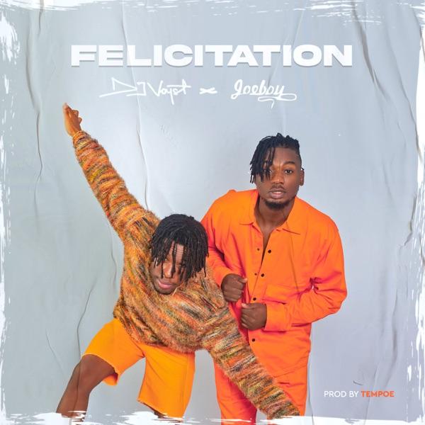 DJ Voyst & Joeboy Felicitation