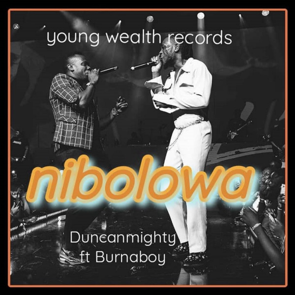 Duncan Mighty Nibolowa