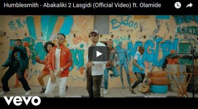 Humbles 300x165 - VIDEO: Humblesmith – Abakaliki 2 Lasgidi ft. Olamide