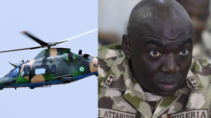 Black box of crashed Chief of Army Staff aircraft recovered, investigation ongoing - AIB