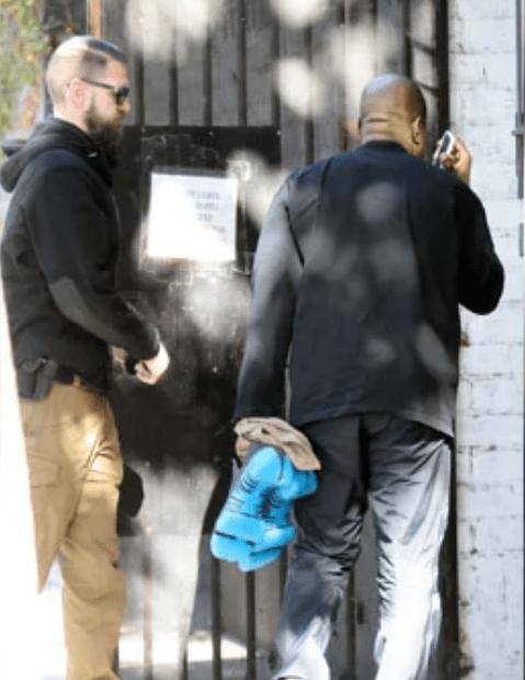 Kanye West spotted for the first time in months amid rumours he