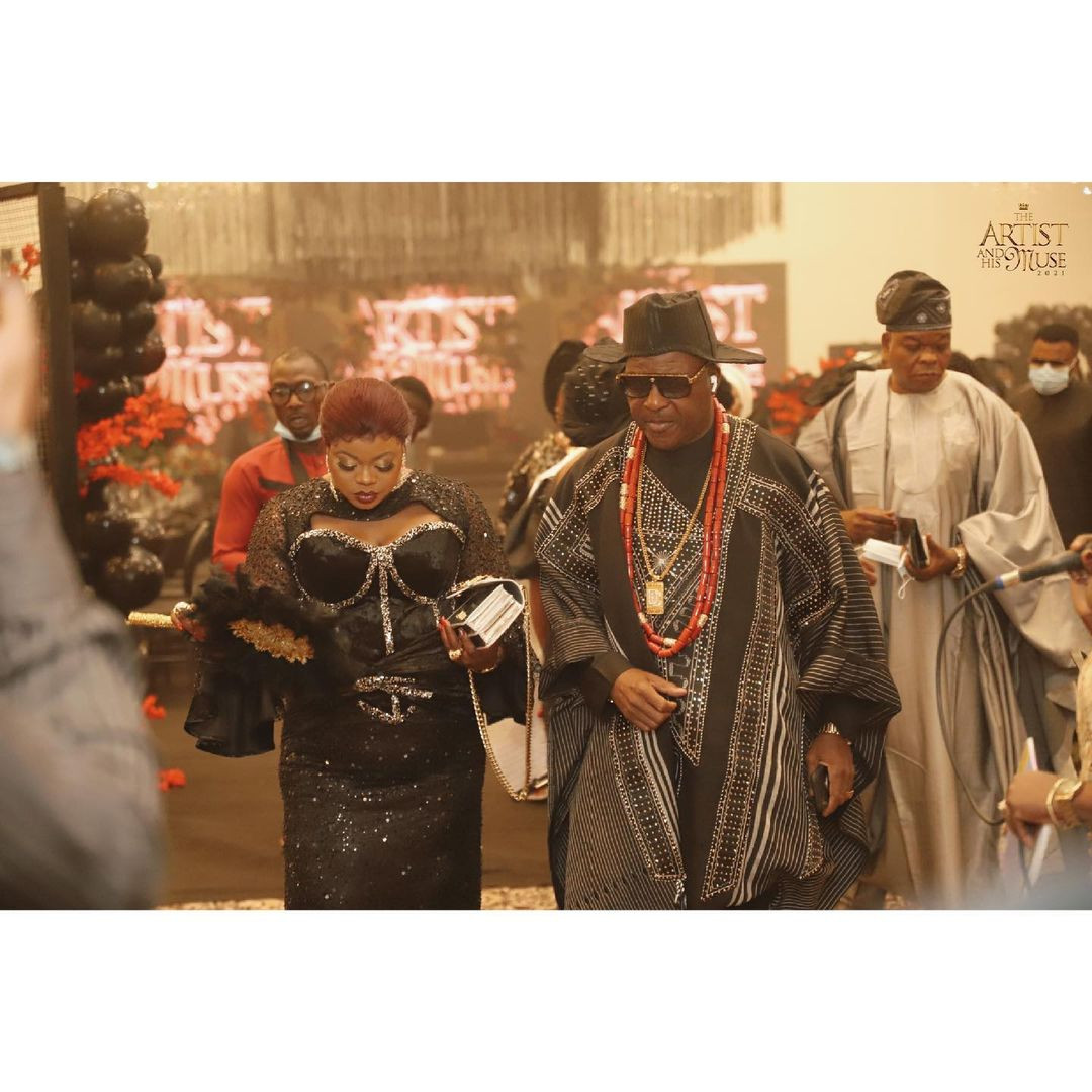 60c4dc51ad760 - First photos and videos from Toyin Lawani's traditional wedding