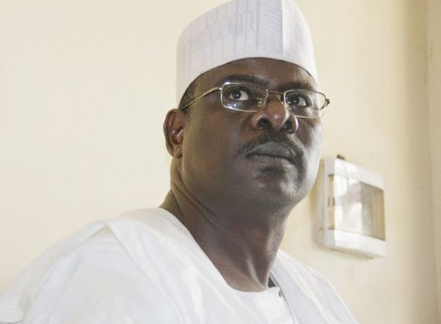 Bail bond: Ndume begs court to discharge him as Maina?s surety