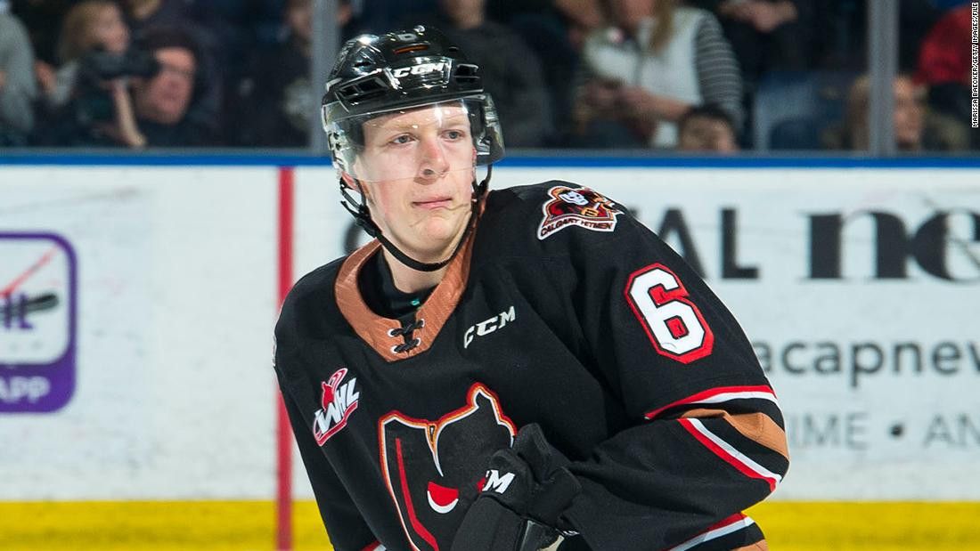Nashville star, Luke Prokop becomes first NHL player to come out as gay