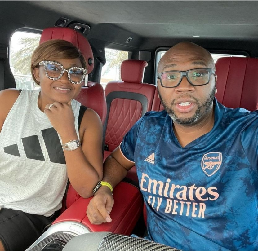 """61211996dacf8 - """"If you want a good wife, start treating her like one,"""" Mary Remmy Njoku offers advice to married couples"""