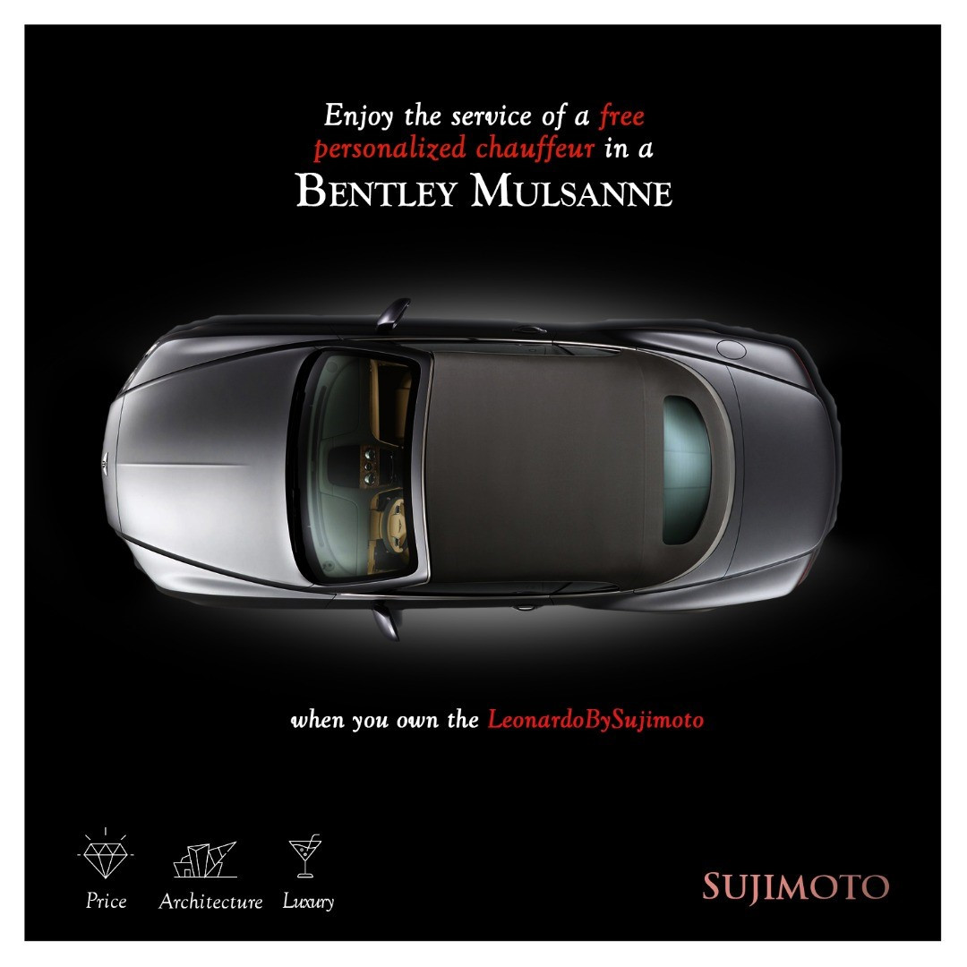 Own A Bentley Muslanne When You Live in Africa