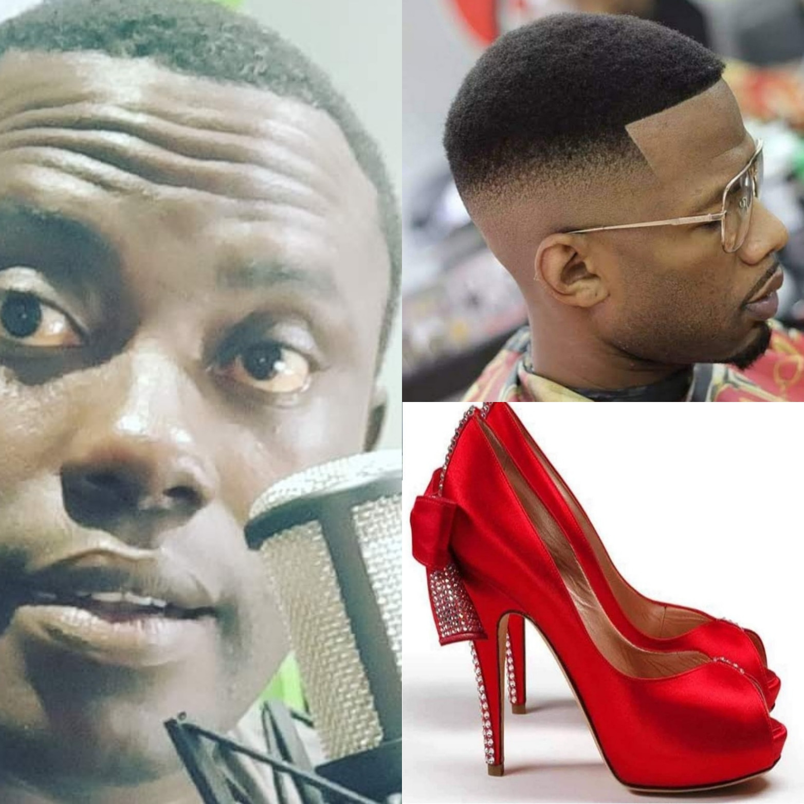"""612aaad46e5b7 - """"No godly lady will wear high heel"""" Pastor warns women and men about the things they are doing that could 'lead them to hell'"""
