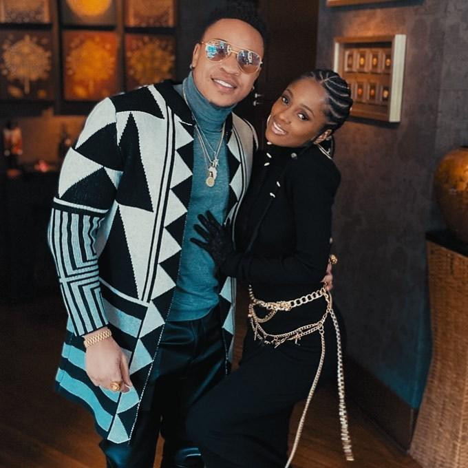 Six days after we met, we went through our phones and deleted any other love interests - Rotimi speaks on engagement to Vanessa Mdee