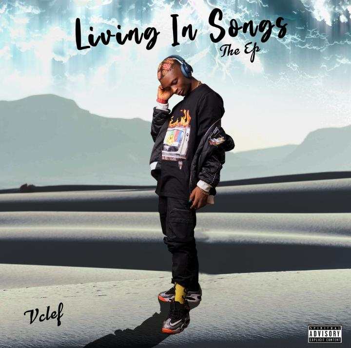 """1 81 - [EP] Vclef - """"Living In Songs"""" The EP « tooXclusive"""