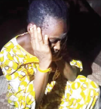 General hospital discharges 5-year-old boy allegedly abused by his aunt in Lagos as doctor certifies him medically fit (photos)