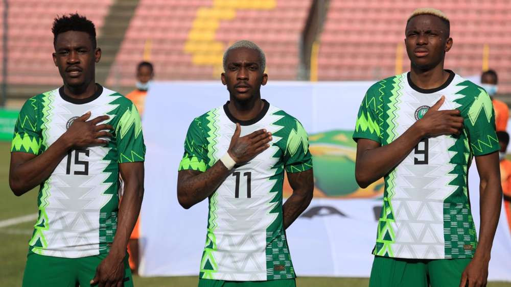 2022 W/Cup Qualifiers: Super Eagles come from behind to beat Cape Verde 2-1