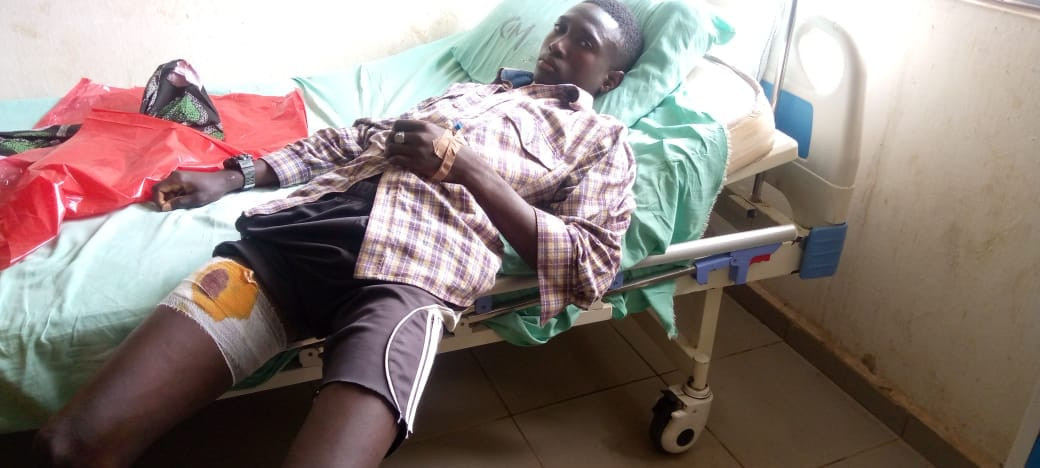 Gunmen shoot secondary school student, abduct his 17-year-old sister in Nasarawa